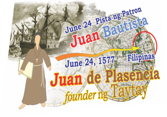 Juan de Plasencia, Tatay ng Taytay