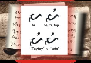 Baybayin-Taytay