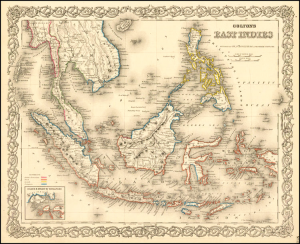Filipines-East-Indies-Map