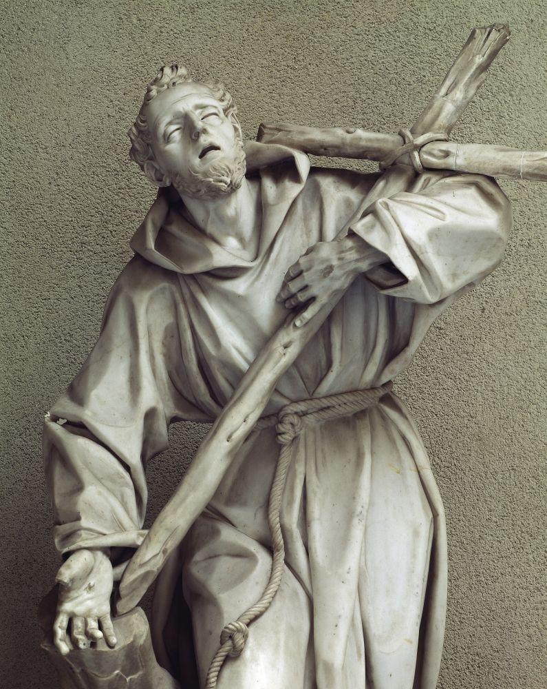 St. Francis at Via Crucis